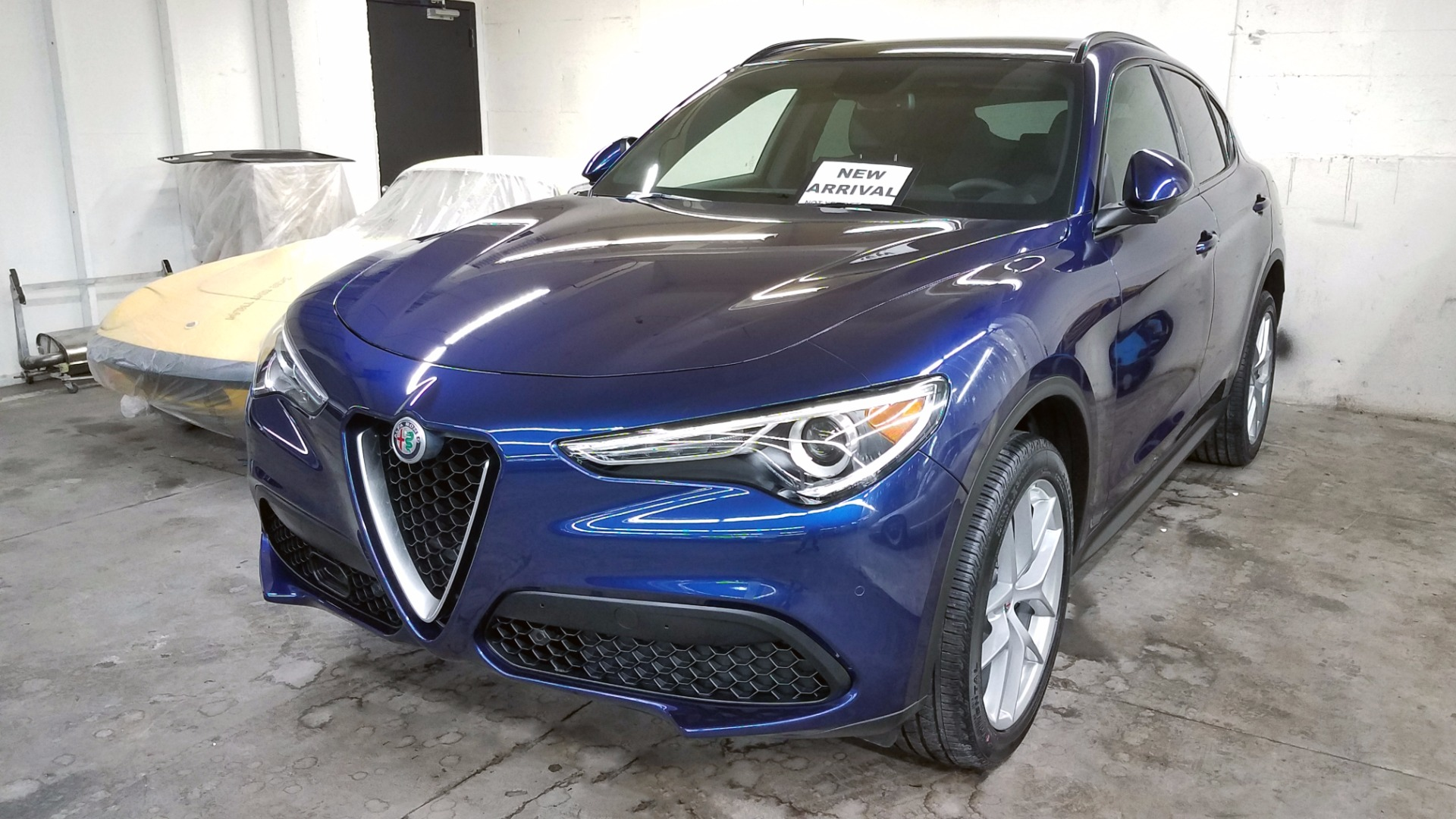 2018 alfa romeo stelvio ti sport stock a181017 for sale near san francisco ca ca alfa romeo. Black Bedroom Furniture Sets. Home Design Ideas