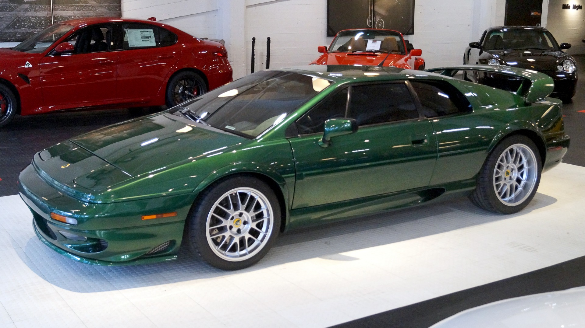 2004 lotus esprit v8 stock 171101c for sale near san francisco ca ca lotus dealer. Black Bedroom Furniture Sets. Home Design Ideas