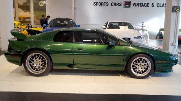2004 Lotus Esprit V8 Final Edition Stock 171101c For Sale Near San