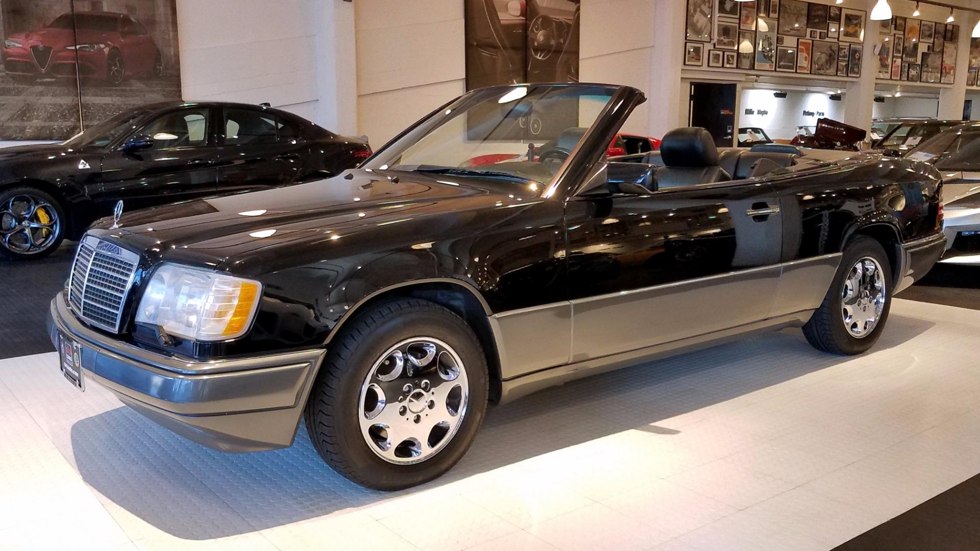 1995 Mercedes Benz E Class E 320 Stock C for sale near San