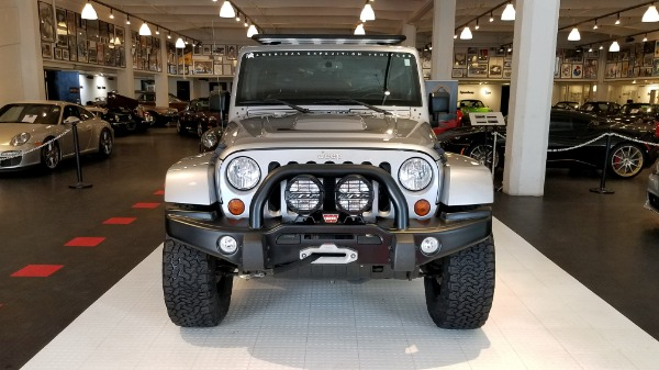 Used 2013 Jeep Wrangler Unlimited Rubicon AEV Edition For
