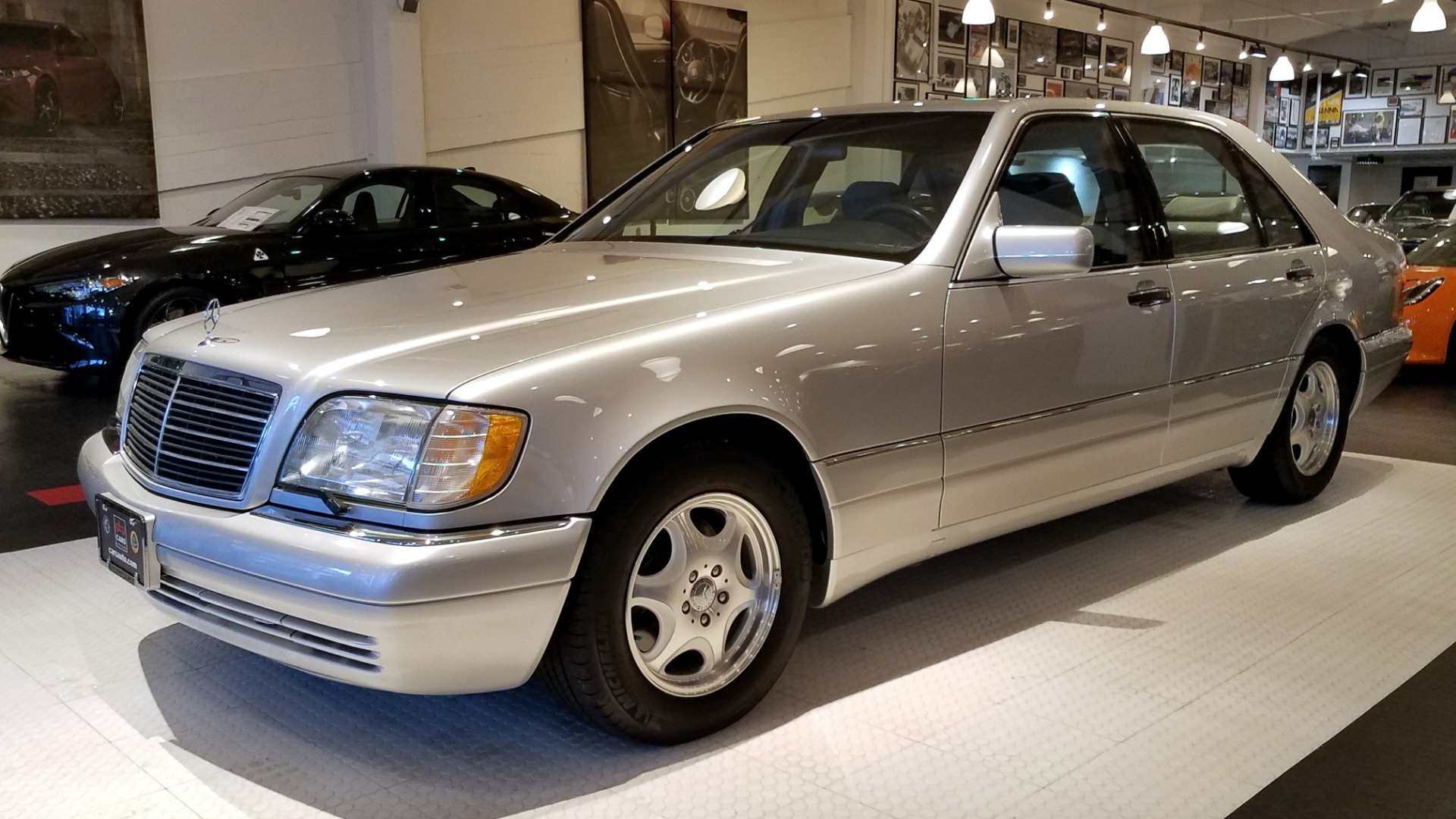 1998 Mercedes Benz S Class S 420 Stock C for sale near San