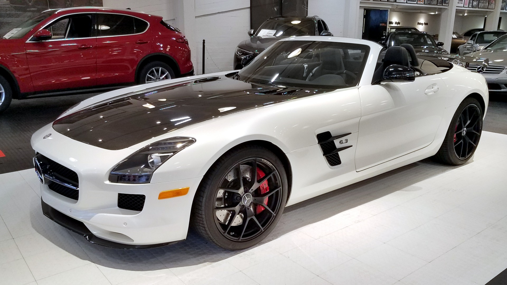 Wonderful Used 2015 Mercedes Benz SLS AMG GT Final Edition | San Francisco, CA