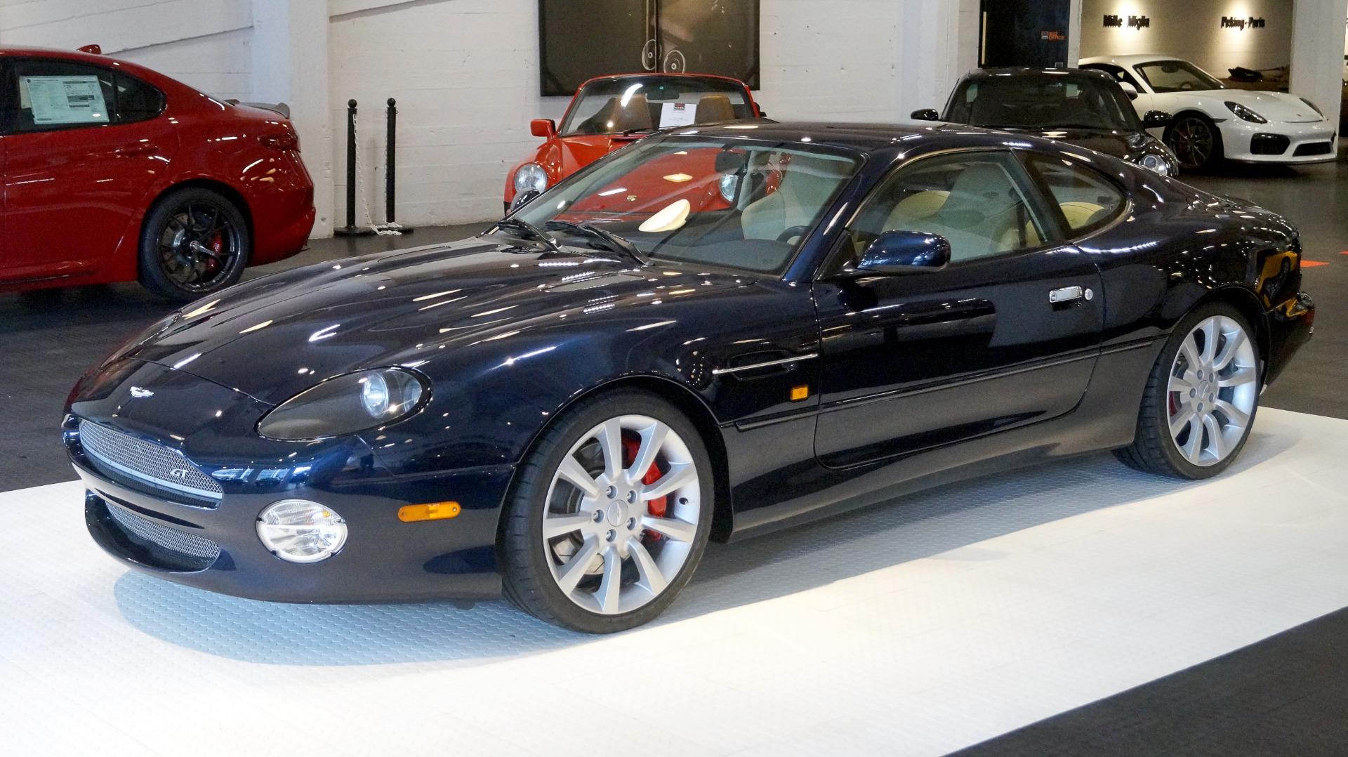 Used 2003 Aston Martin Db7 Gt For Sale 78 700 Cars Dawydiak Stock 171212c