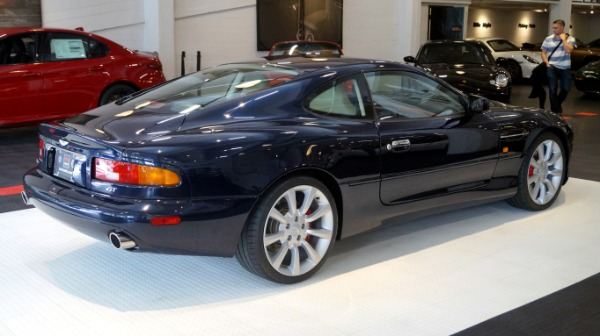 2003 Aston Martin Db7 Gt Stock 171212c For Sale Near San Francisco