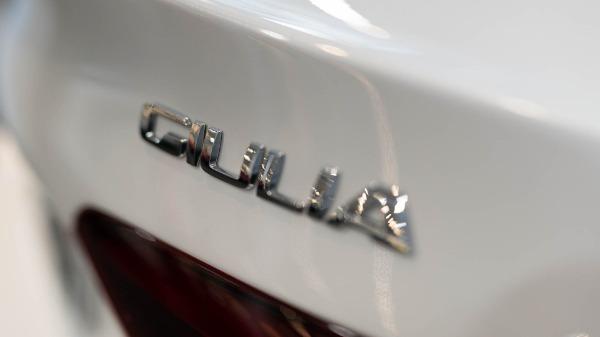 Used 2018 Alfa Romeo Giulia Ti Sport | San Francisco, CA