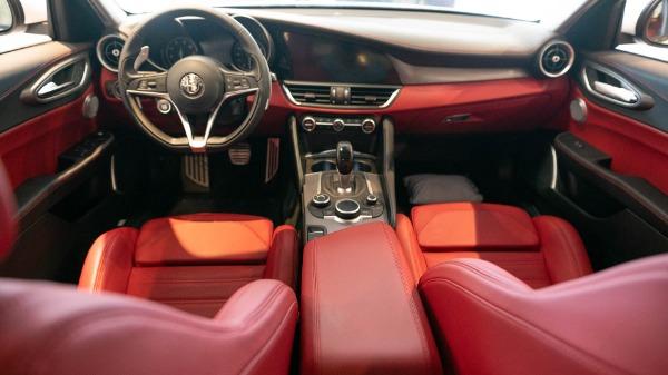 Used 2018 Alfa Romeo Giulia Ti Sport   San Francisco, CA