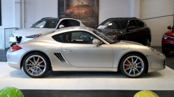 Used 2009 Porsche Cayman S For Sale 35700 Cars