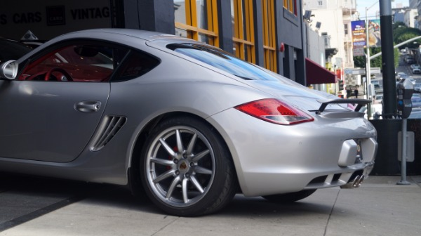 2009 Porsche Cayman S Stock 180201c For Sale Near San Francisco