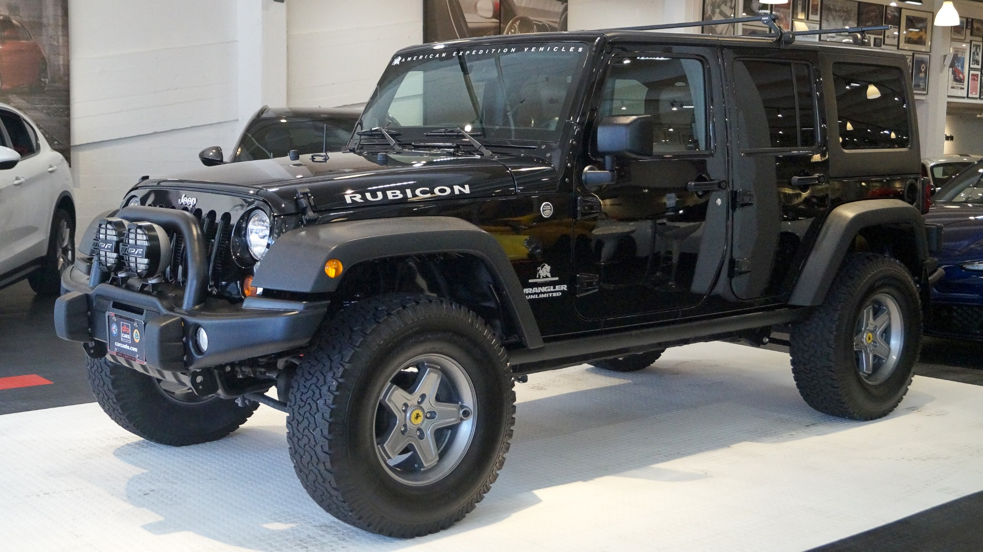 2012 Jeep Wrangler Unlimited Rubicon AEV Stock C for sale