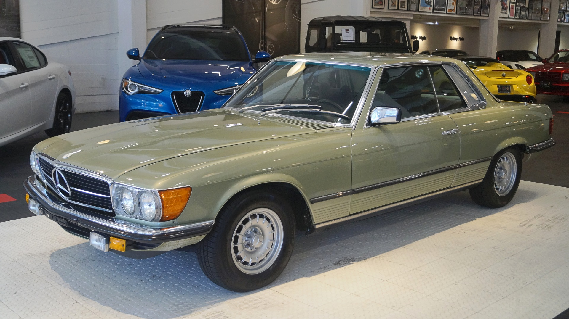 San Francisco Mercedes >> Used 1978 Mercedes Benz 450slc For Sale 20 700 Cars Dawydiak