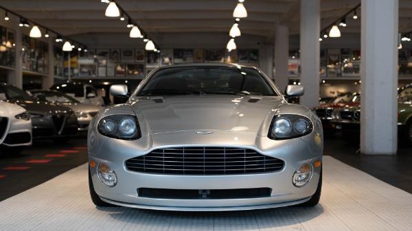 Used 2006 Aston Martin V12 Vanquish S | San Francisco, CA