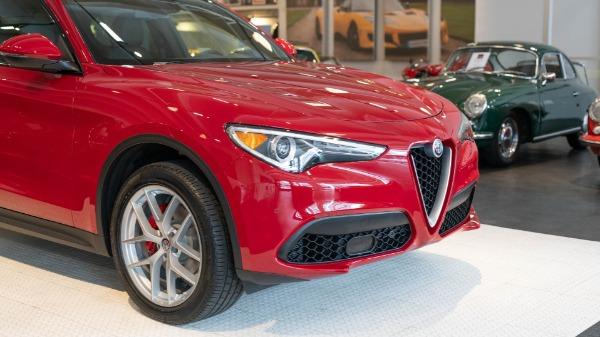 New 2018 Alfa Romeo Stelvio Ti Sport | San Francisco, CA