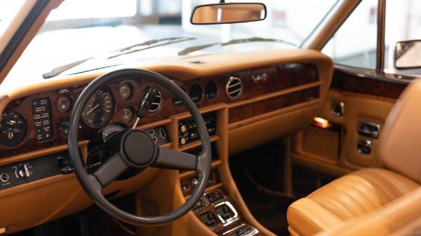 Used 1987 Rolls-Royce Corniche II Convertible | San Francisco, CA