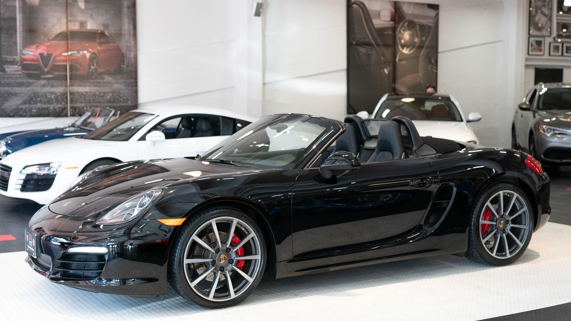 Porsche Boxster Cooling System