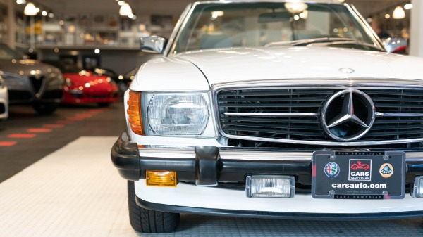 Used 1987 Mercedes-Benz 560-Class 560 SL | San Francisco, CA