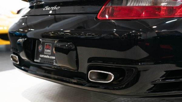 Used 2008 Porsche 911 Turbo   San Francisco, CA
