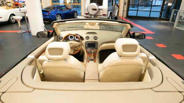 Used 2009 Mercedes-Benz SL-Class SL 550 | San Francisco, CA