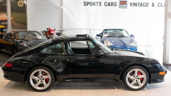 Used 1997 Porsche 911 Carrera 4S | San Francisco, CA