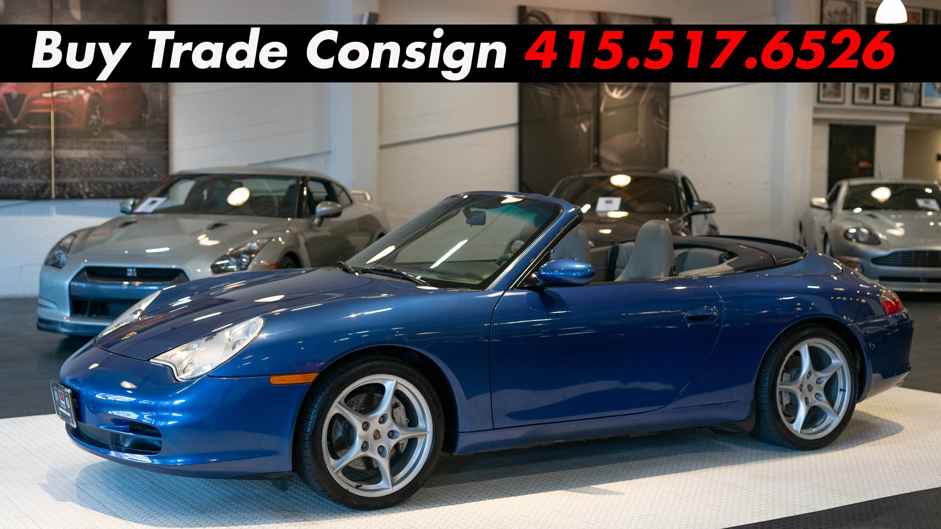 Used 2002 Porsche 911 Carrera 4 For Sale 20 900 Cars Dawydiak Stock 190103