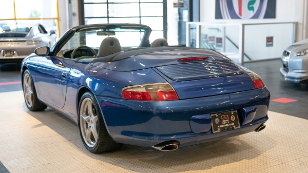 Used 2002 Porsche 911 Carrera 4 | San Francisco, CA