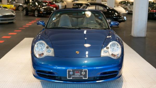 Used 2002 Porsche 911 Carrera 4 | San Francisco, CA