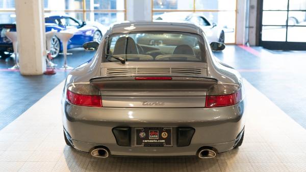 Used 2001 Porsche 911 Turbo | San Francisco, CA
