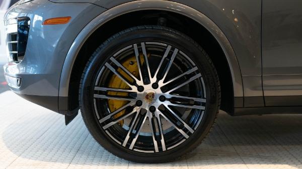 Used 2016 Porsche Cayenne Turbo S | San Francisco, CA