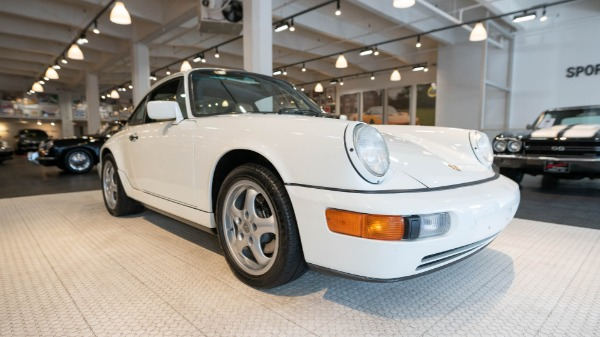 Used 1990 Porsche 911 Carrera 4 | San Francisco, CA