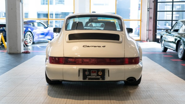 Used 1990 Porsche 911 Carrera 4 | San Francisco, CA