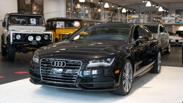 Used 2014 Audi A7 3.0T quattro Prestige | San Francisco, CA