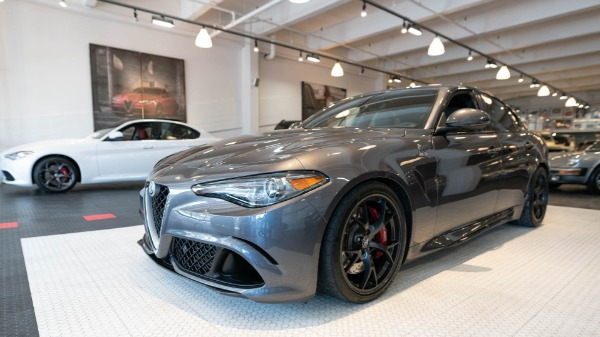 Used 2017 Alfa Romeo Giulia Quadrifoglio    San Francisco, CA