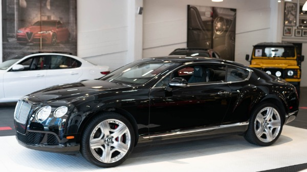 2015 Bentley Continental