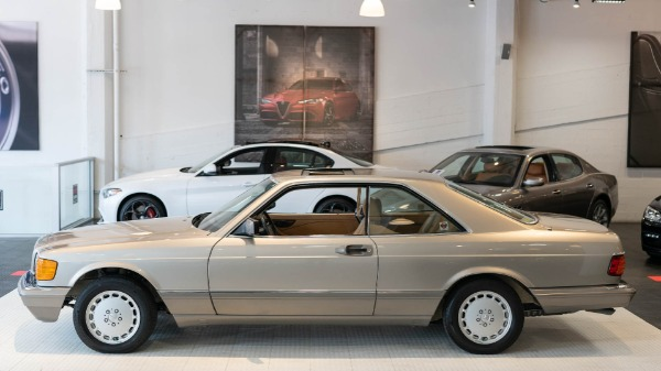 Used 1988 Mercedes-Benz 560-Class 560 SEC | San Francisco, CA