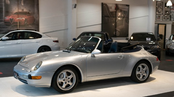 Used 1995 Porsche 911 Carrera 4 | San Francisco, CA