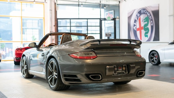 Used 2011 Porsche 911 Turbo 6-Speed | San Francisco, CA