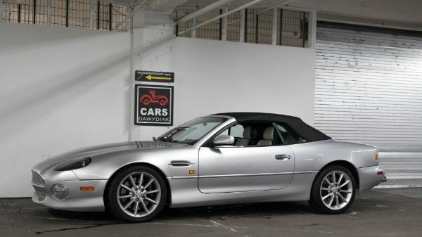 Used 2002 Aston Martin DB7 Vantage Volante | San Francisco, CA