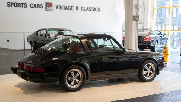 Used 1984 Porsche 911 Carrera Targa | San Francisco, CA