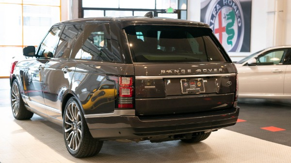 Used 2017 Land Rover Range Rover Autobiography | San Francisco, CA