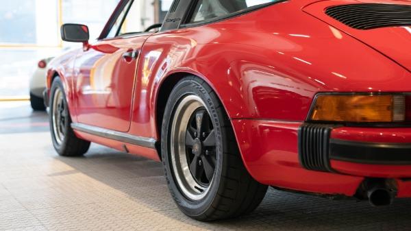 Used 1983 Porsche 911 SC Targa | San Francisco, CA