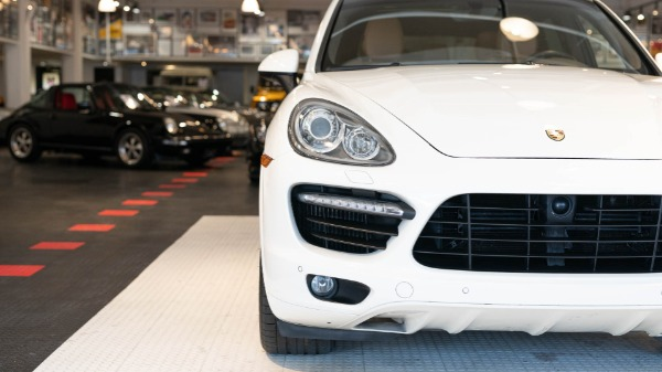 Used 2011 Porsche Cayenne Turbo | San Francisco, CA