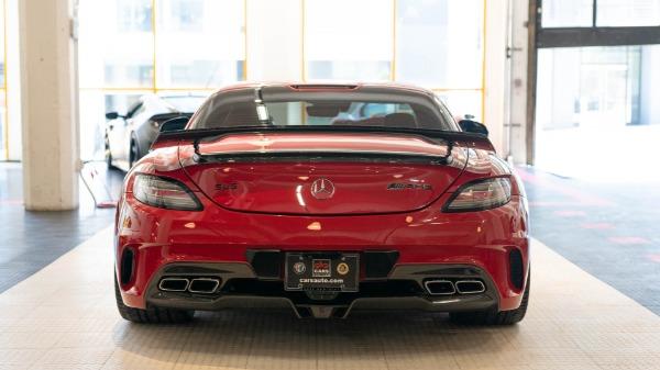 Used 2014 Mercedes-Benz SLS AMG GT BLACK SERIES | San Francisco, CA