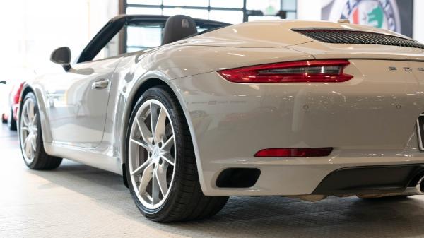Used 2018 Porsche 911 Carrera S Cabriolet | San Francisco, CA