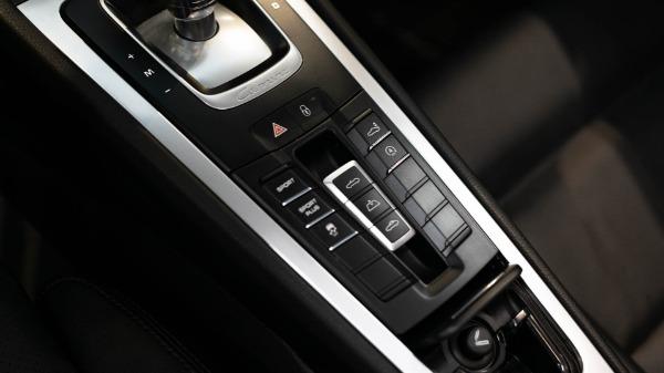 Used 2016 Porsche 911 Carrera Black Edition | San Francisco, CA