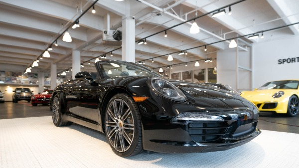 Used 2016 Porsche 911 Carrera Black Edition | San Francisco, CA
