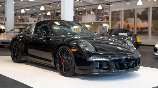 Used 2016 Porsche 911 Targa 4 GTS | San Francisco, CA