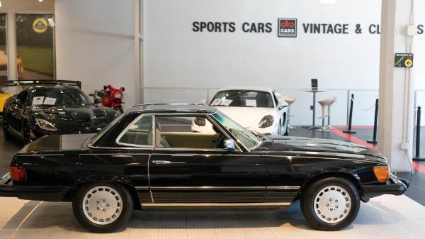 Used 1977 Mercedes Benz 450SL  | San Francisco, CA