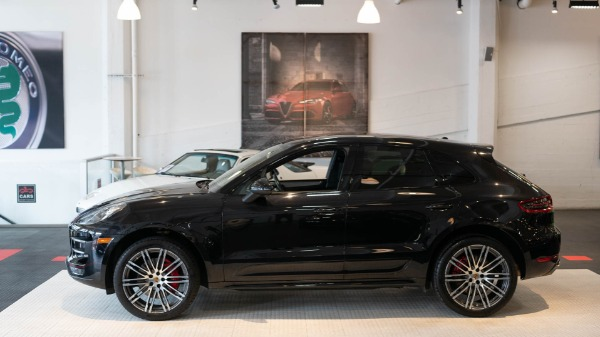 Used 2016 Porsche Macan Turbo | San Francisco, CA