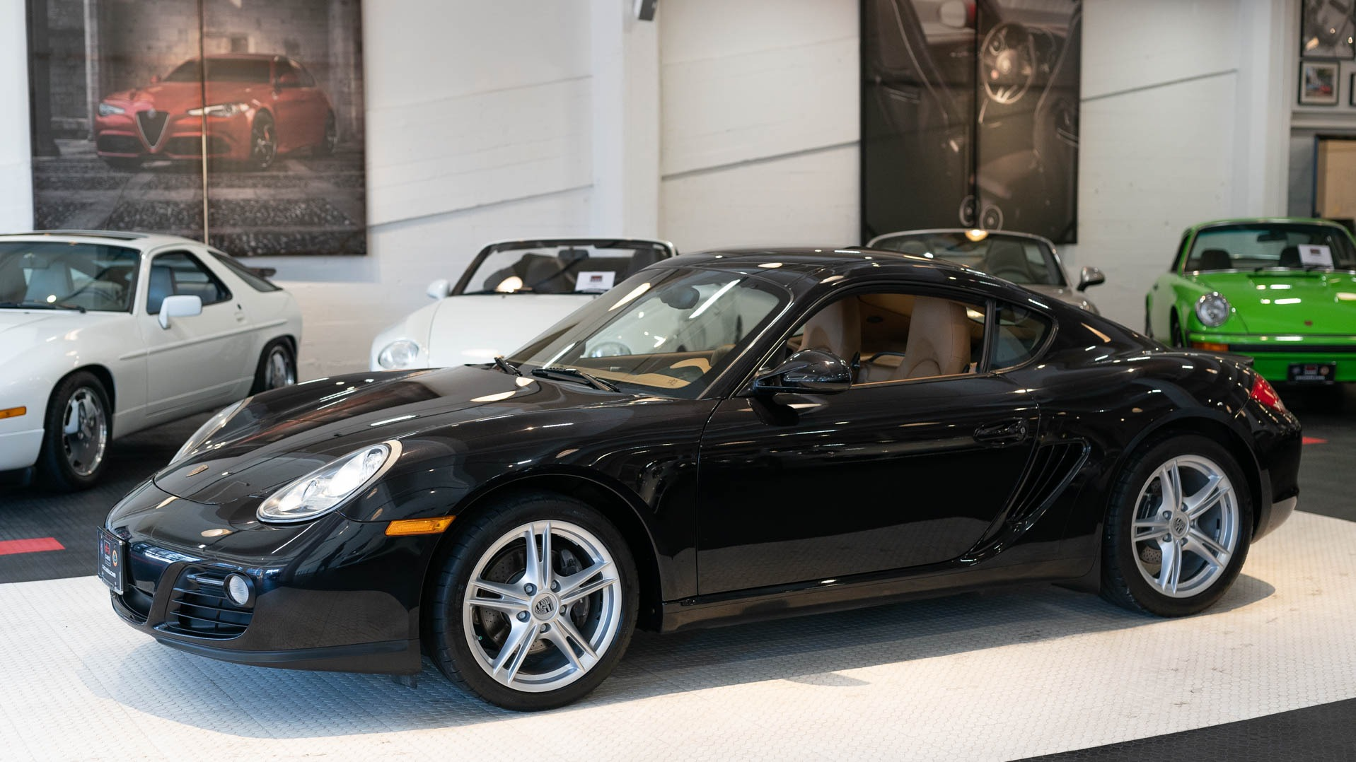 Used 2010 Porsche Cayman For Sale 29 900 Cars Dawydiak Stock