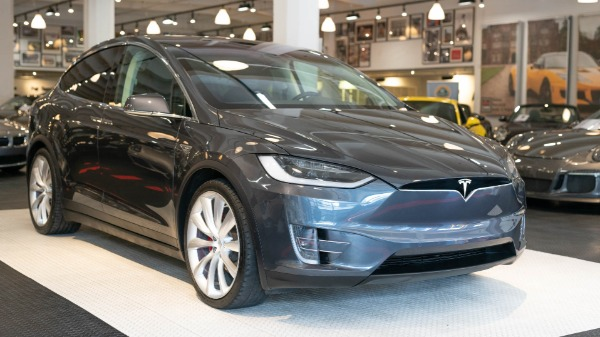 Used 2016 Tesla Model X P90D | San Francisco, CA